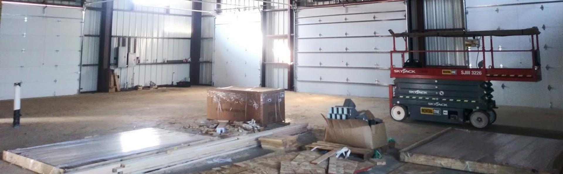 Commercial Overhead Garage Door Service in Denton, TX